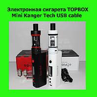 Электронная сигарета TOPBOX Mini Kanger Tech USB cable!Акция