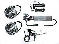 Электровелонабор с 2 мотор-колесами 36В 300Вт MXUS XF04-XF05, фото 1