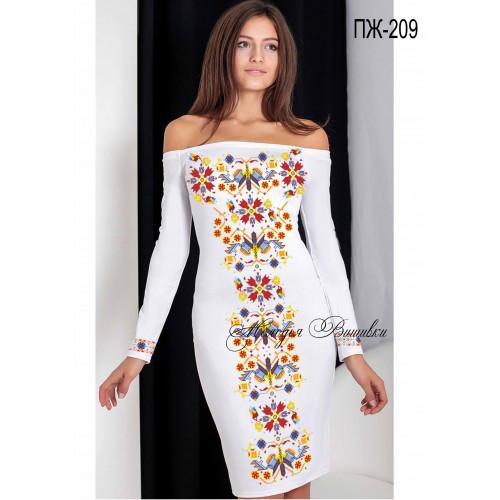 Плаття жіноче №209 - Мелодія Вишивки в Винницкой области d68d5c921e09e