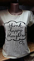 Стильная женская футболка Размеры С  М  Л  ХЛ Разные цвета , фото 1