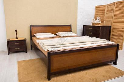 Кровать дерево, Кровать Сити С Изножьем