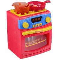 Плита с духовкой детская Хозяюшка 2234
