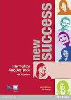New Success Intermediate Student's Book with ActiveBook CD-ROM (учебник)