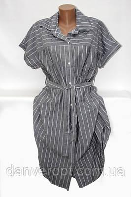 83a5659069b Платье-халат женское модное размер универсальный 50-54 купить оптом со  склада 7км Одесса