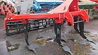 Глубокорыхлитель Euromach на 3 лапы с катком