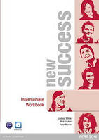 New Success Intermediate Workbook with Audio CD (рабочая тетрадь)