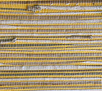 """Рулонные обои из дерева """"Желтые"""" (камыш,трава,джут), фото 1"""