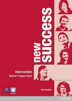 New Success Intermediate Teacher's Book with DVD-ROM (книга учителя)