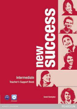 New Success Intermediate Teacher's Book with DVD-ROM (книга учителя), фото 2