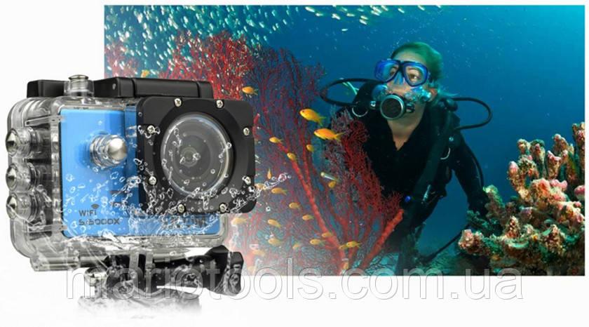 Экшн камера А7 SJ4000 HD1080P SportCam