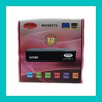 Цифровой телевизионный приемник WIMPEX WX 3202-T2 DVB