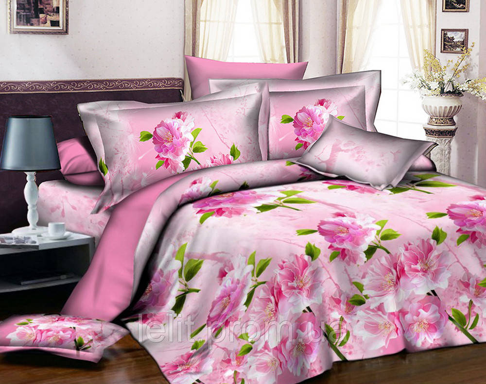 Полуторный комплект постельного белья R2039