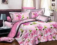 Полуторный комплект постельного белья R2039, фото 1