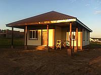 Компактный новый дом в Тарасовке