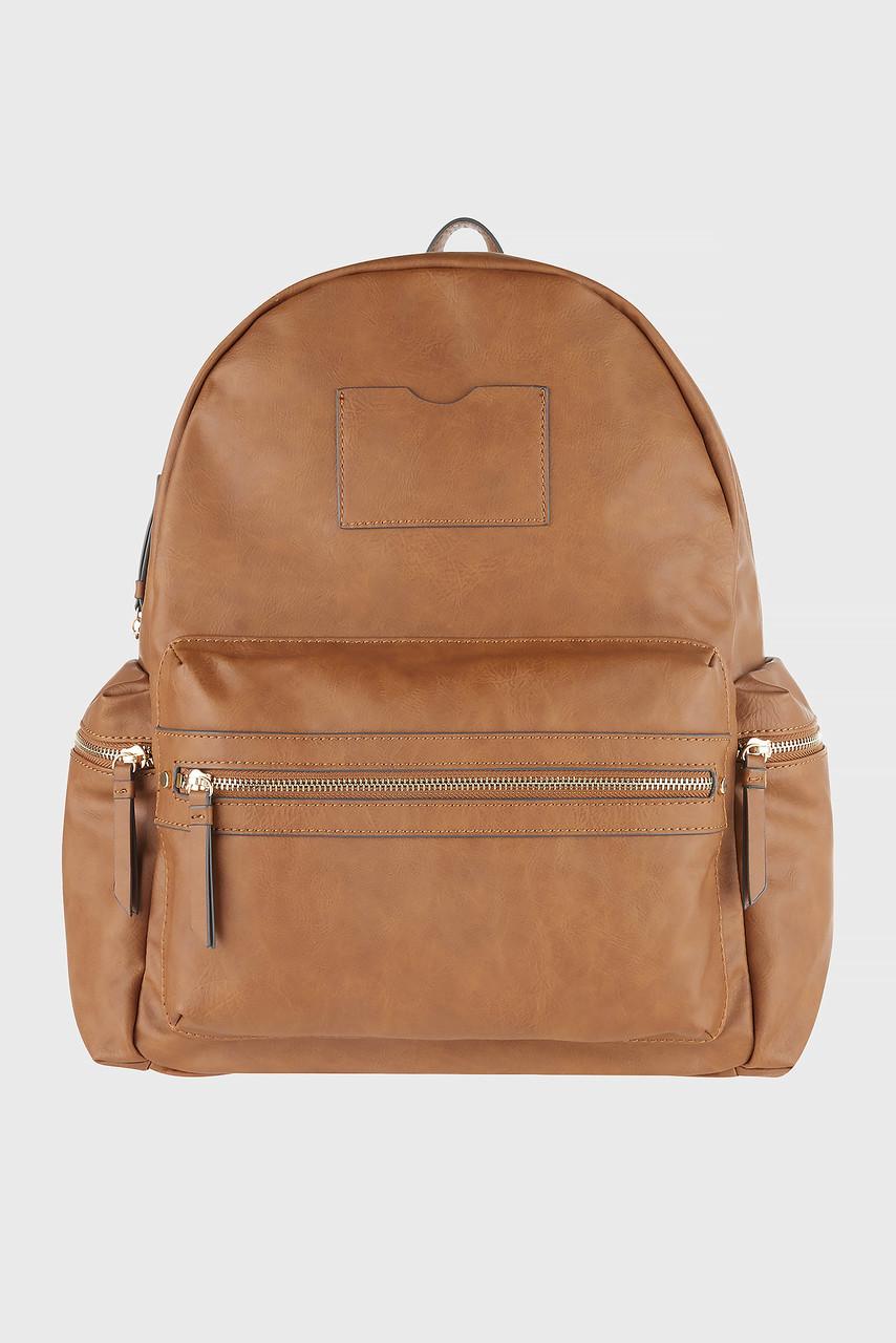 Городской женский рюкзак Accessorize Prestige Brown