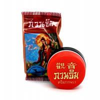 Отбеливающий жемчужный крем для лица Куан Им Kuan Im Pearl, 3 г