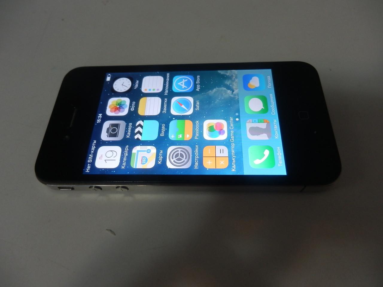 Мобильный телефон Iphone 4 16 gb №4242