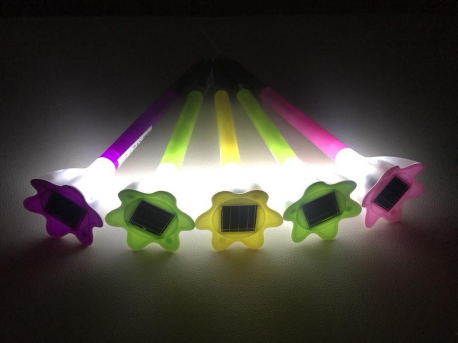 Декоративный Садовый светильник на солнечной батарее CAB74