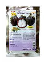 100% органическая пудра из кожуры мангостина, 20 г