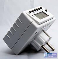 Розетка-таймер недельная электронная TM211 Feron