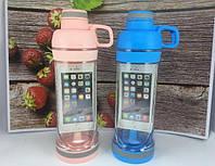 CUP Бутылка Botlle 5s, Бутылка для воды 370мл, Бутылка для жидкости, Спортивная бутылка
