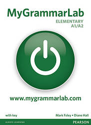 MyGrammarLab Elementary Student's Book with Answer Key and MyLab Access (підручник)