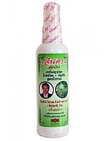 Лечебный лосьон на травах от выпадения волос Jinda, 120 г