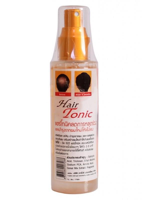 Тоник от облысения, для увеличения количества и объёма волос Genive, 90 г
