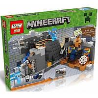 Конструктор Minecraft Lepin Портал в Край, 469 детали (18002)