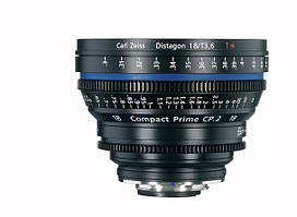 Объектив Carl Zeiss Compact Prime CP.2 18/T3.6 T*  Canon EF