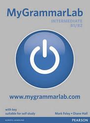 MyGrammarLab Intermediate Student's Book with Answer Key and MyLab Access (підручник)