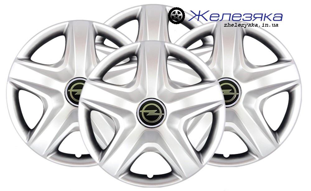 Колпаки на колеса R16 SKS/SJS №418 Opel