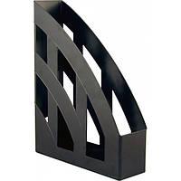 Лоток для документов вертикальный Delta by Axent D4006-01, черный