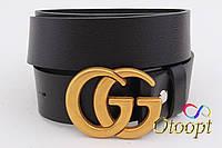 Кожаный женский ремень Gucci NK-96975