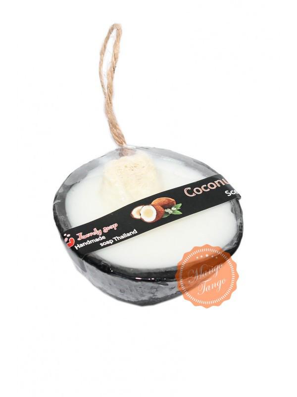 Кокосове мило Coconut soap, 100 г