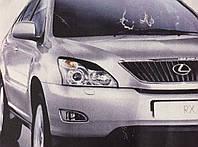 Реснички на фары Lexus RX300
