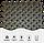 200х200х10мм Модульное напольное резиновое покрытие для аквапарков Твист, фото 2