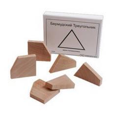Мини головоломка Бермудський треугольник укр Заморочка 5010