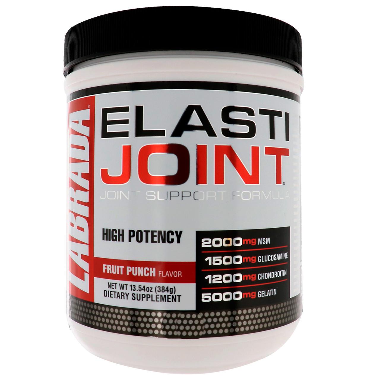 Хондропротектор Labrada Nutrition Elasti Joint 350 g
