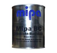 Автокраска металлик Mercedes 197 Черная MIPA BC  1л.