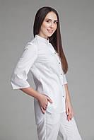 Блуза T004, белая, фото 1