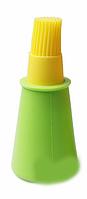 Кисточка силиконовая с емкостью для масла