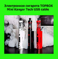 Электронная сигарета TOPBOX Mini Kanger Tech USB cable!Опт
