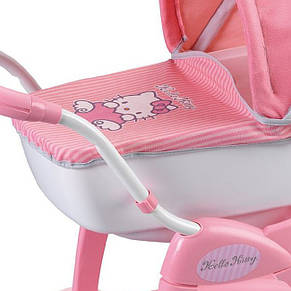 Коляска для кукол Smoby Hello Kitty, фото 3