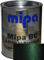 Автокраска металлик Daewoo 42U Зеленая MIPA BC  1л