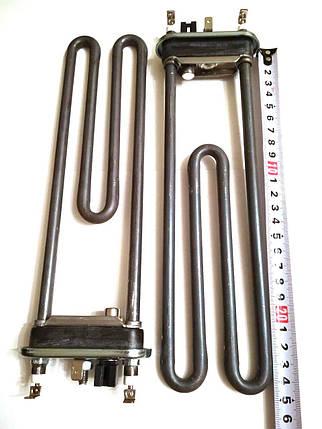 Тэн на стиральную машину 2050W / L=245мм под датчик / Thermowatt (Италия), фото 2