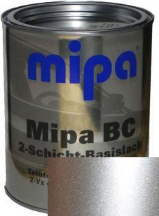 Автокраска металлик Daewoo 92U Серебряная MIPA BC 1л