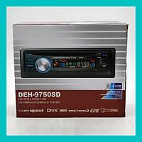 Автомагнитола + DVD DEH-9750SD!Опт