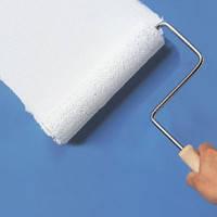 Фарбування водоемульсійною фарбою (стіни)