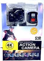 Экшн камера S3R Ultra HD 4K